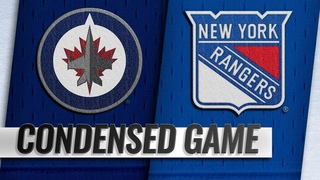 12/02/18 Condensed Game: Jets @ Rangers
