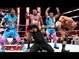 Roman Reigns vs ALL (11.01.16)