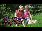 Hanna and Margaret - Spring Time! - Part 1 (Photoshoot Video)