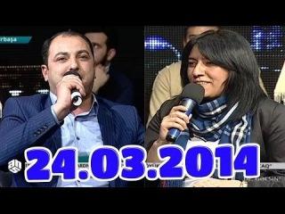 ▐►De Gelsin - Elmeddin Avaz & Zarina [24.03.2014]◄▌