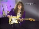 Yngwie Malmsteen REH Video Hot Licks Guitar Lesson +Tabs