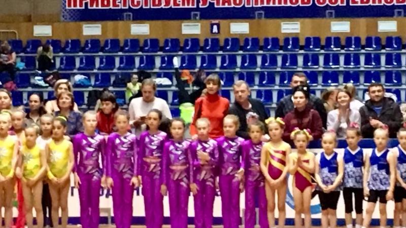 Наши команды-финалисты на соревнованиях «Уральский пьедестал», г. Челябинск