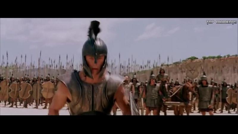 🎥Ахиллес против Багриуса