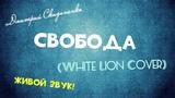 Дмитрий Скиданенко (КОЛИЗЕЙ) - Свобода (АРИЯ и White Lion Cover)