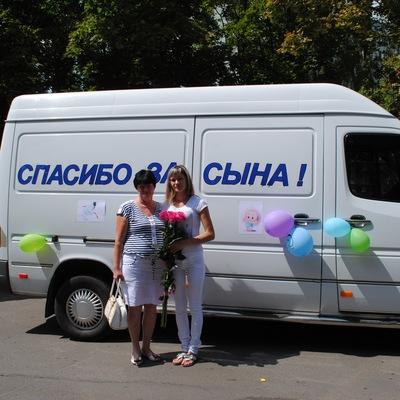 Настюша Муляр, 23 июня , Вахтан, id191585806