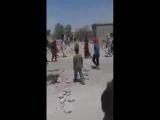 قامت مليشيا قسد بتفريق مظاهرة خرجت يوم... - الرقة تذبح بصمت
