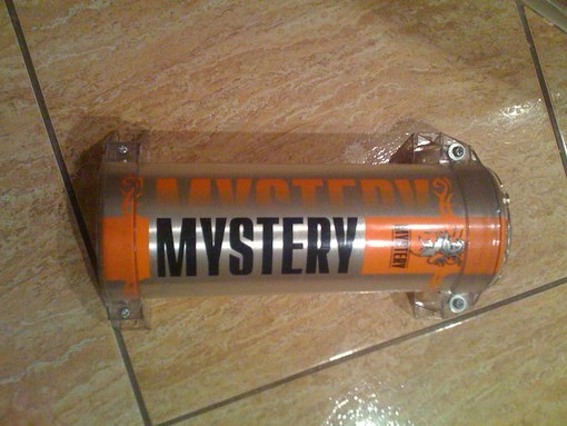 Mystery MCP-10 - конденсатор