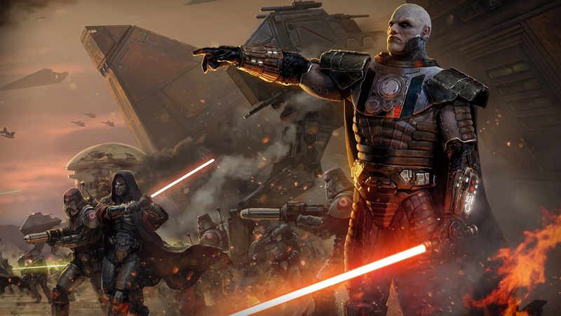 The Old Republic || The Force is Conflict