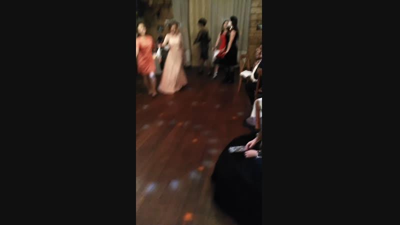 Свадьба Васюков, танец Подружек невесты