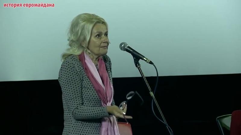 6 октября 2018 Украинка Ирина Фарион назвала жителей Закарпатья дебилами и сравнила их с собаками