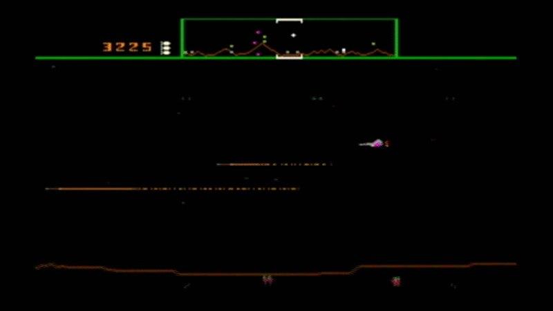 DEFENDER - 1980 CLASSIC ARCADE GAME