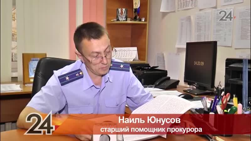 В Н.Челнах противник «фанфуриков» решил бороться с пьянством, сообщив о заложенной бомбе в ларьке