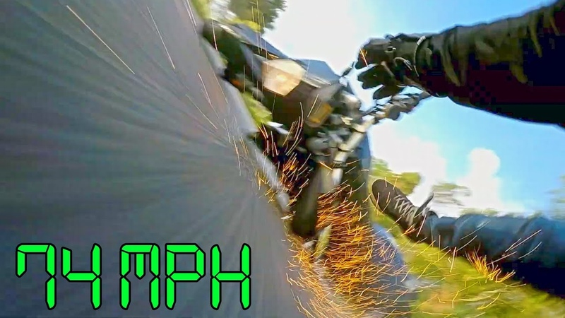Motorcycle Crashes Close Calls 2019