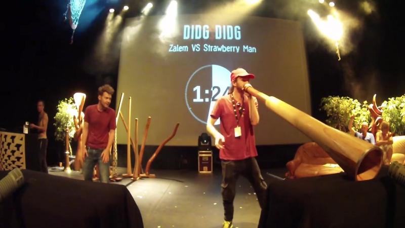 Didg To Didg 4 - 1_⁄2 FINALES SOLO - Zalem VS Strawberry Man