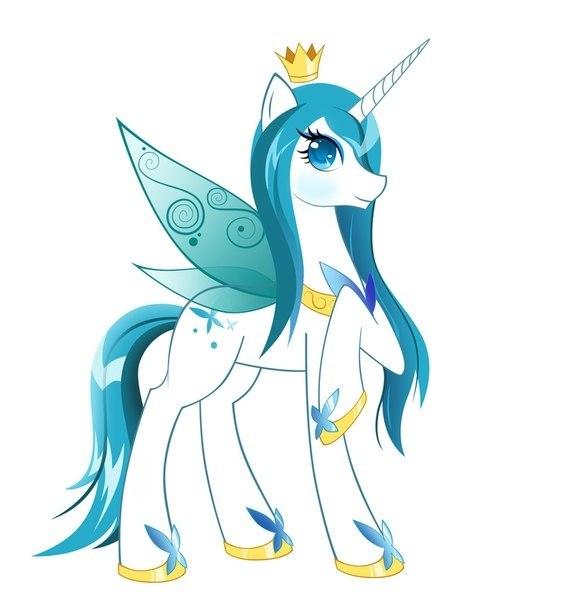 Игра Маленькие Пони Принцессы Чайная Встреча