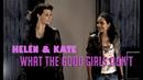 What The Good Girls Dont Helen Magnus Kate Freelander Sanctuary
