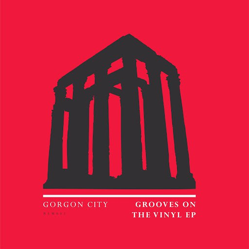 Gorgon City альбом Grooves On The Vinyl - EP