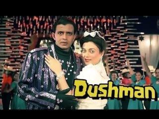 Dushman - Mithun Chakraborty, Mandakini - Hindi Action Movie