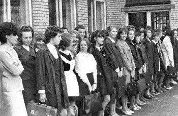 1 сентября 1977 года, школа №23