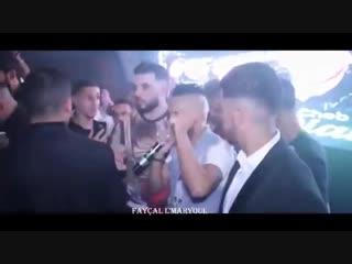 قنبلة شاب جليل فيديو كليب عالمي Cheb Djalil Live 2019
