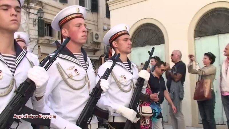Ρωσική Εβδομάδα, Σάββατο 27 Σεπτεμβρίου 2014, ΜΠΑΝΤΑ ΣΤ