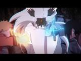 Naruto and Sasuke VS Momoshiki [AMV] - I Am Stronger   Boruto Ends Momoshiki [60 FPS]