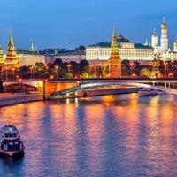 Космоэнергетика в Москве.