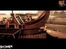 Rome 2 Total War в эксклюзиве - Игронавты на QTV 97 выпуск!