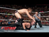 FULL MATCH — John Cena & Team Hell No vs. The Shield: Raw, April 29, 2013 (WWE Network Exclusive)
