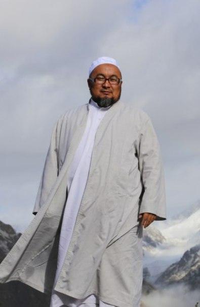 Шейх Чубак Қажы хафизахулла:
