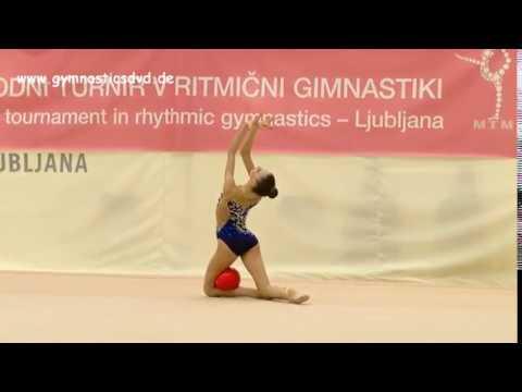 Anna Sokolova - Ball AA - MTM Ljubljana Tournament 2018