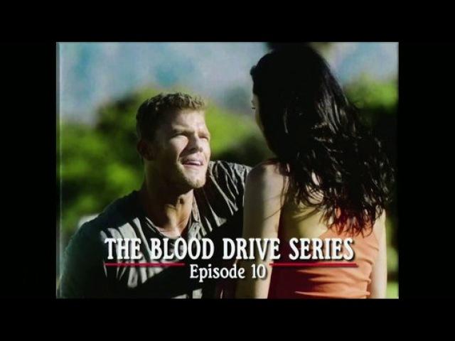 """Кровь на колесах 1 сезон 10 серия   Кровавая гонка   Blood Drive 1x10 Promo """"Scar Tissue"""" (HD)"""