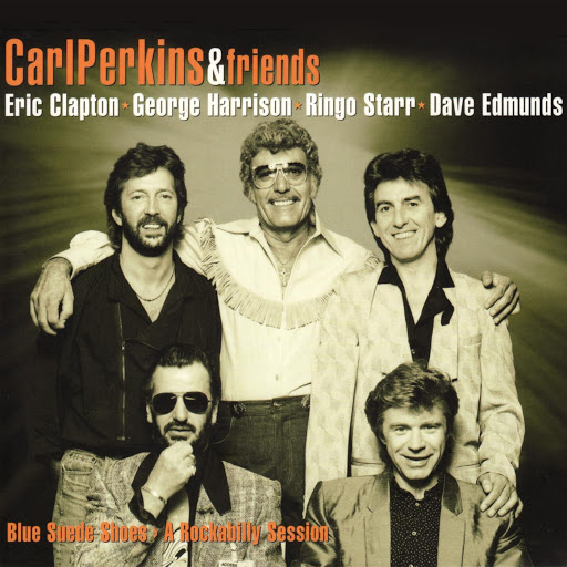 Carl Perkins альбом Carl Perkins & Friends