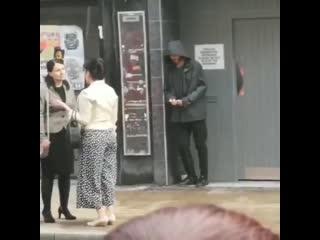 «Морбиус» Видео со съёмок фильма
