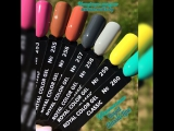 Палитра цветных гелей Royal Classic Line  Интернет-магазин www.d-nails.by
