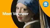 #MeetVermeer - The Dutch Master behind the Girl With A Pearl Earring