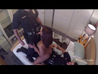 Zoey Reyes - Bang Screw The Cops [All Sex, Hardcore, Blowjob, Gonzo]