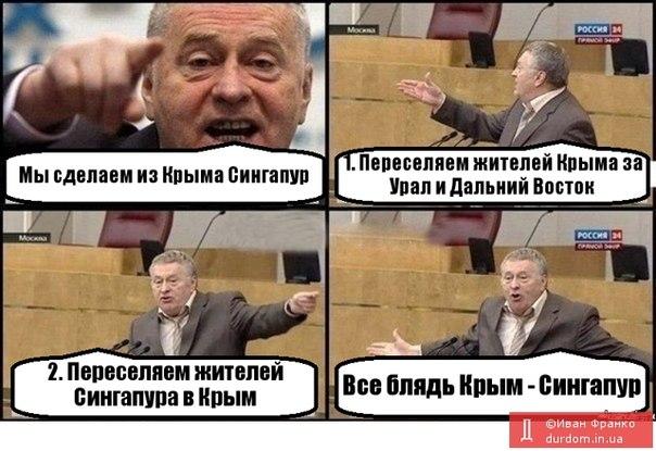 Российские оккупанты передумали развивать экономику Крыма, - СМИ - Цензор.НЕТ 930