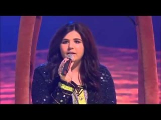 Shiane Hawke Performs Shine By Vanessa Amorosi - Live Show 7 - X Factor Australia