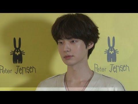 [SSTV] 안재현(An Jae Hyun), 첫사랑 떠오르는 분위기 '훈내 진동'