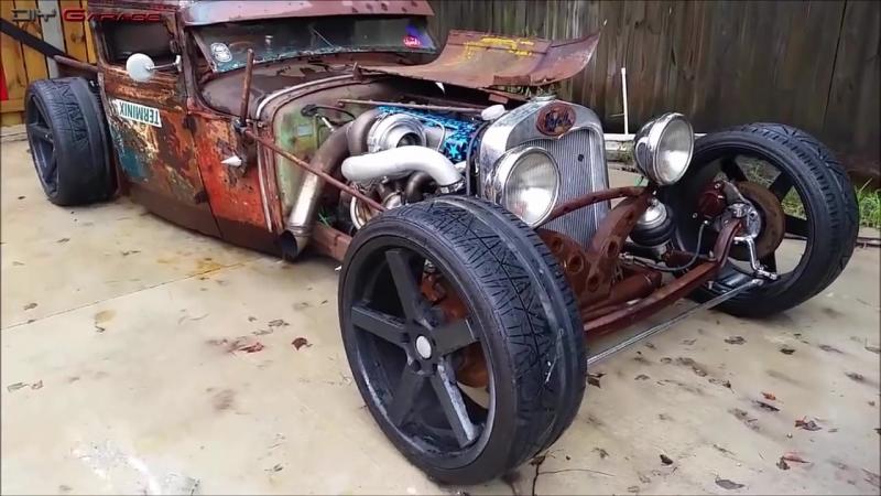 When Mechanics Lose Their Minds - Insane Engine Swaps