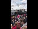 Прибытие ретропоезда в Новороссийск_novoross_today