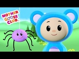 S Is for Spider Itsy Bitsy Spider Mother Goose Club Kid Songs and Baby Songs