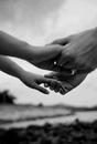 Тобой протянутую руку