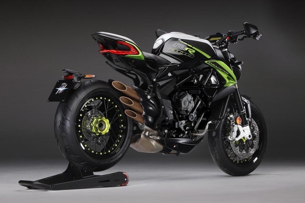Мотоциклы MV Agusta Brutale / Dragster 800 получили умное сцепление