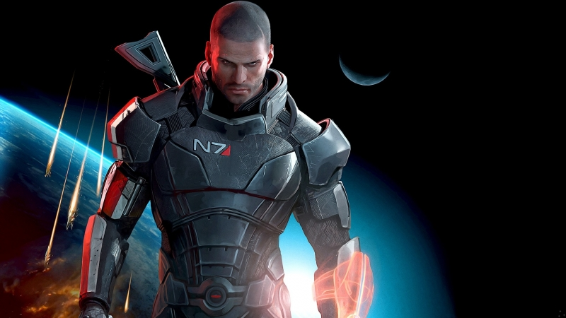 Коммандер Шепард (Commander Shepard - The song by Miracle of Sound)