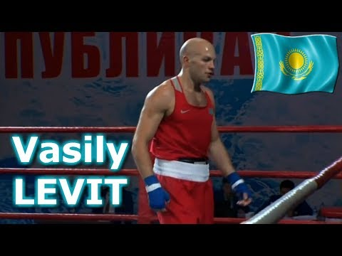 91kg Vasily LEVIT Kazakhstan Nationals 2018