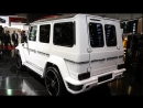 Mercedes-Benz G-Klasse. Mansory