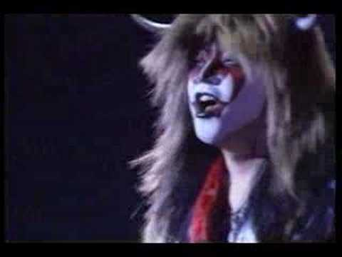 Seikima-II - Bass Solo / Beginning of Demon's Night