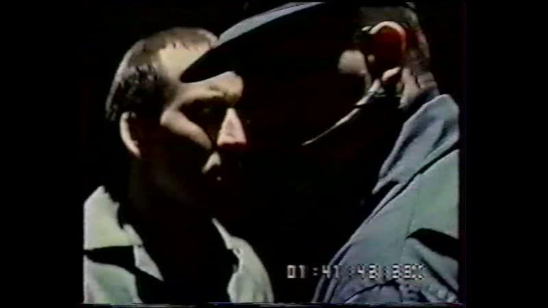 Лицо долой Без лица 1997 Перевод И Дольского Promo copy VHS MOVIE